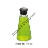 Huni tip pet şişe 56 ml