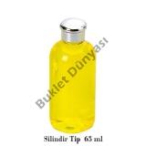 Otel pet şişesi Silindir  tip 65 ml